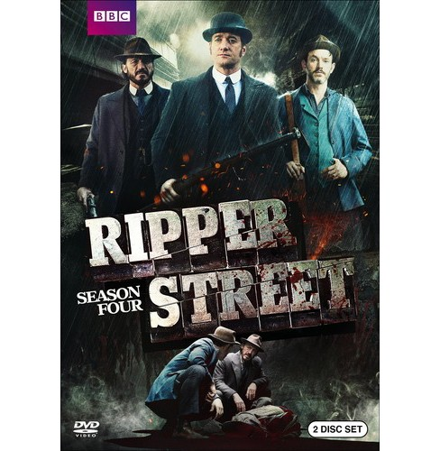 Ripper Street:Season Four (DVD) - image 1 of 1