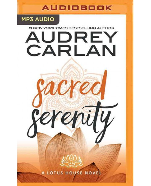Sacred Serenity (MP3-CD) (Audrey Carlan) - image 1 of 1