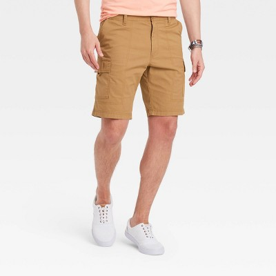 "Men's 9.5"" Relaxed Fit Utility Cargo Shorts - Goodfellow & Co™"