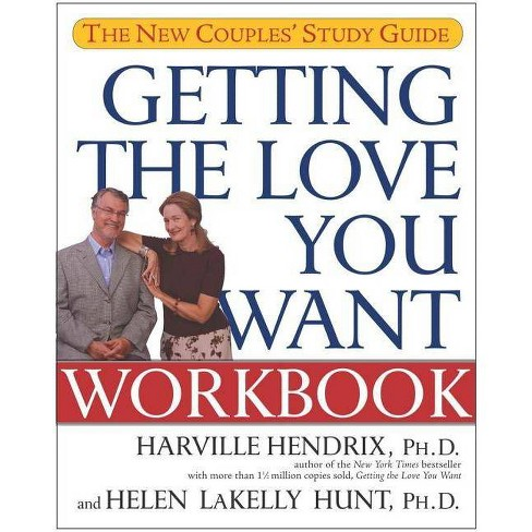 Getting the Love You Want Workbook - by  Harville Hendrix & Helen Lakelly Hunt (Paperback) - image 1 of 1