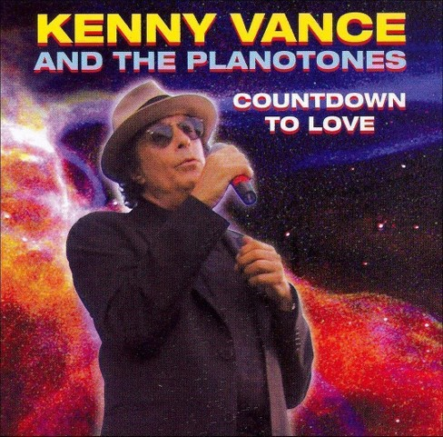 Kenny & the p vance - Countdown to love (CD) - image 1 of 4