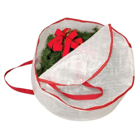 "Household Essentials 24"" Holiday Wreath Storage Bag - image 1 of 2"