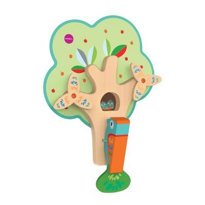 Oribel Vertiplay Busy Woodpecker Learning Toy