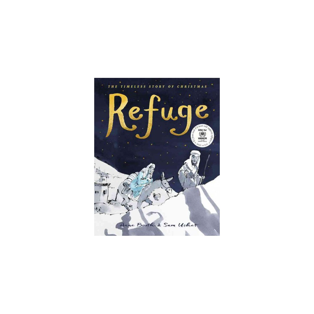 Refuge (School And Library) (Anne Booth)