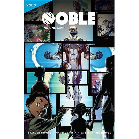 Noble Vol. 3 - by  Brandon Thomas (Paperback) - image 1 of 1