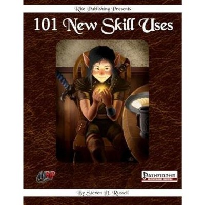 101 New Skill Uses Softcover