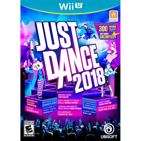 Just Dance 2018 - Nintendo Wii U - image 1 of 5