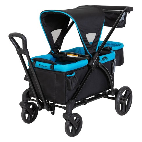 Baby Trend Expedition 2-in-1 Stroller Wagon Plus - image 1 of 4