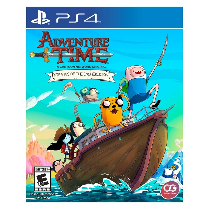 Adventure Time: Pirates of the Enchiridion - PlayStation 4 - image 1 of 10