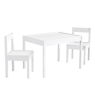 3pc Annya Kiddy Table and Chair Set - Room & Joy