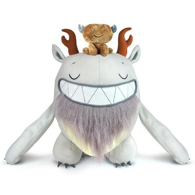"Crowded Coop, LLC Imps And Monsters Clarence 12"" Plush"