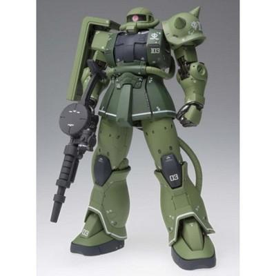 Gundam Fix Figuration Metal Composite MS-06C Zaku II Type C Action figures