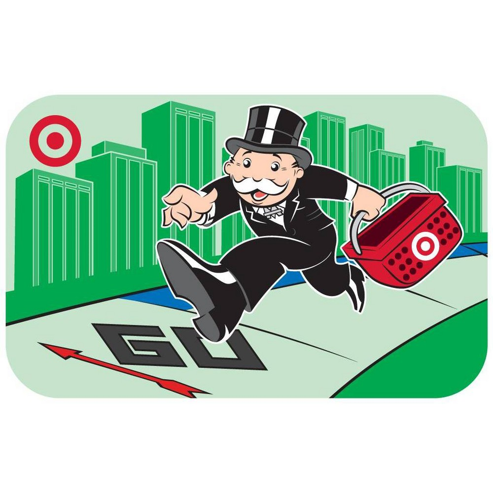 Monopoly Target GiftCard $75 Monopoly Target GiftCard $75