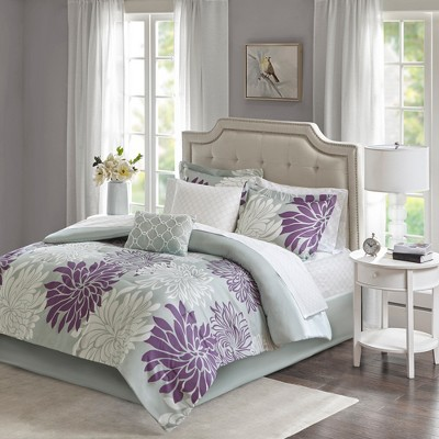 Calla Comforter & Cotton Sheet Set