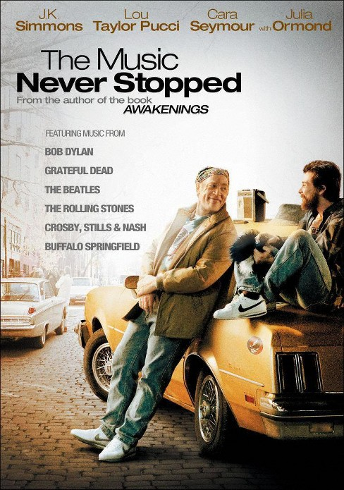 Music never stopped (DVD) - image 1 of 1