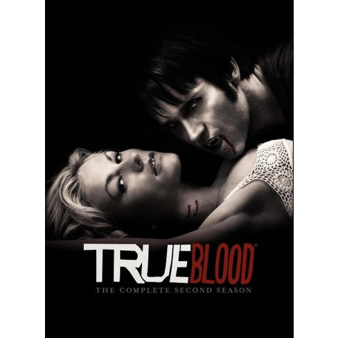 True Blood The Complete Second Season 5 Discs Target