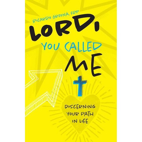 Lord, You Called Me - by  Ricardo Grzona (Paperback) - image 1 of 1