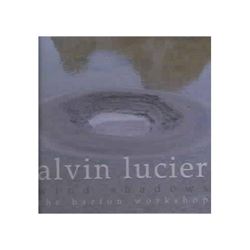 Alvin Lucier - Wind Shadows (CD) - image 1 of 1
