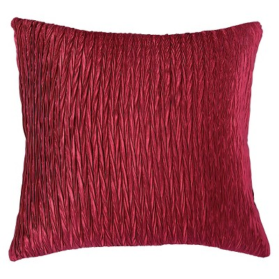 """18""""x18"""" Solid Braid Square Throw Pillow - Rizzy Home"""