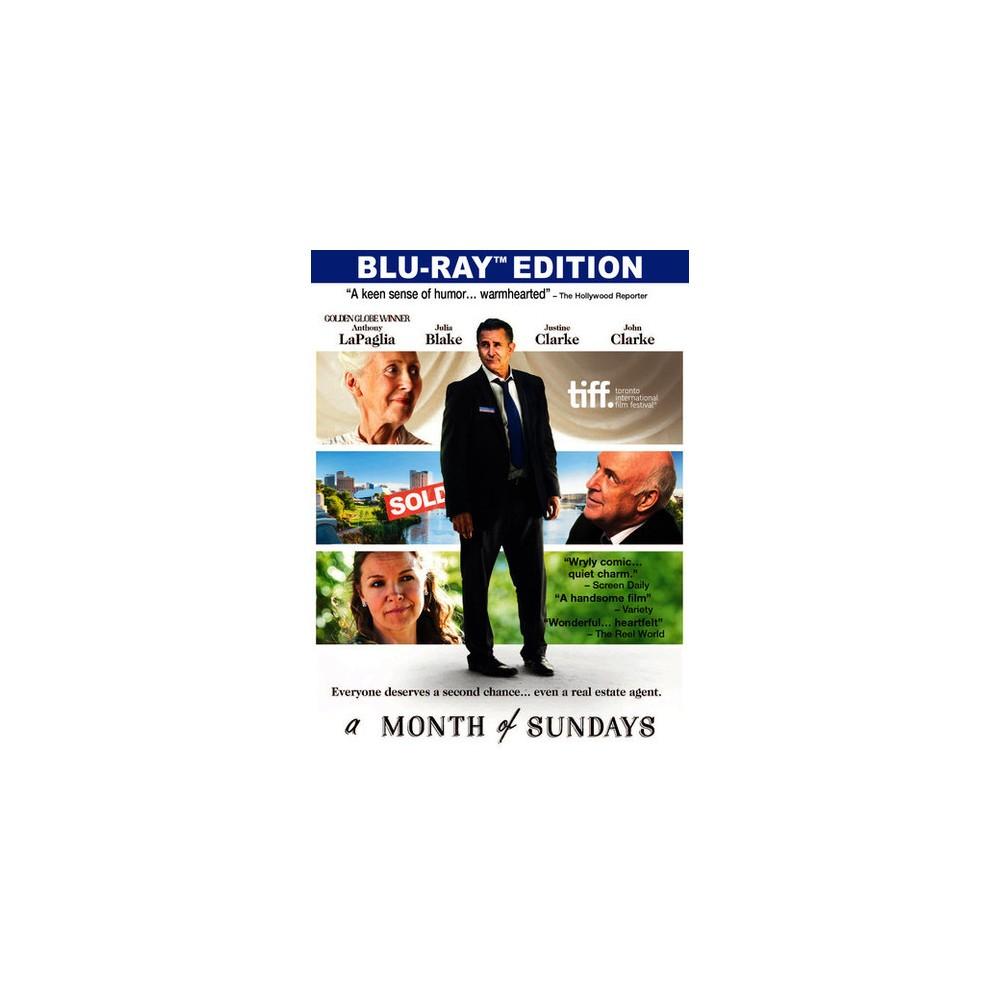 Month Of Sundays (Blu-ray)
