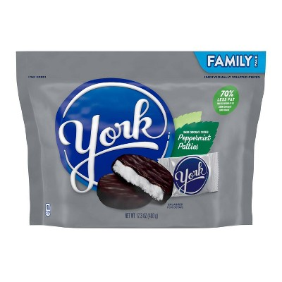 York Miniatures Chocolate Candy - 17.3oz