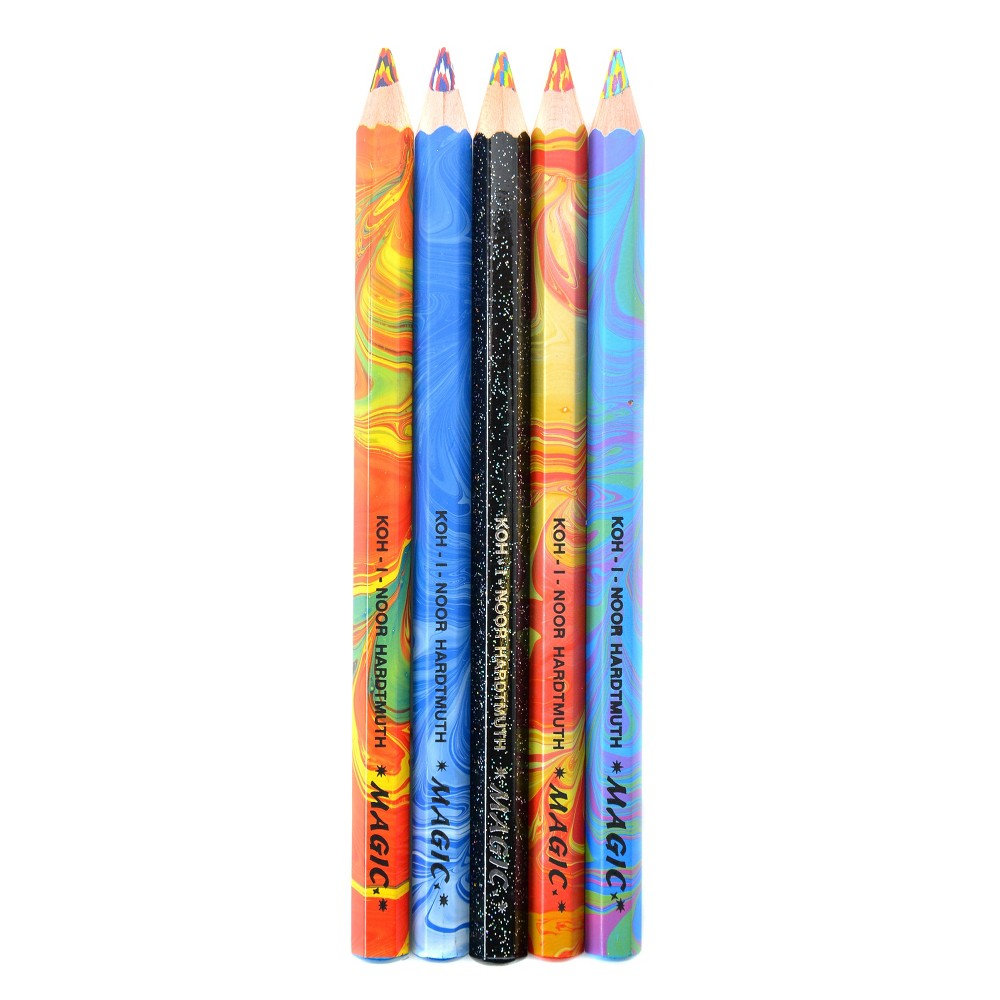 Image of Magic FX Pencil 5ct - Koh-I-Noor