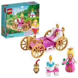 LEGO Disney Aurora's Royal Carriage 43173 Princess Building Playset