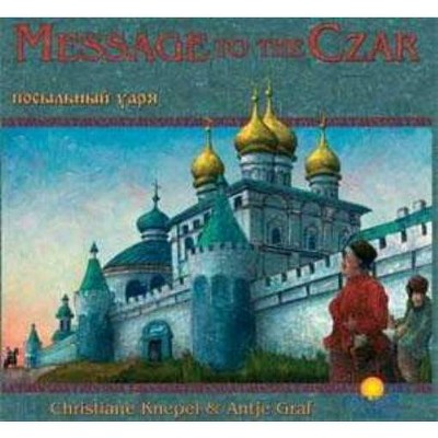 Message to the Czar Board Game
