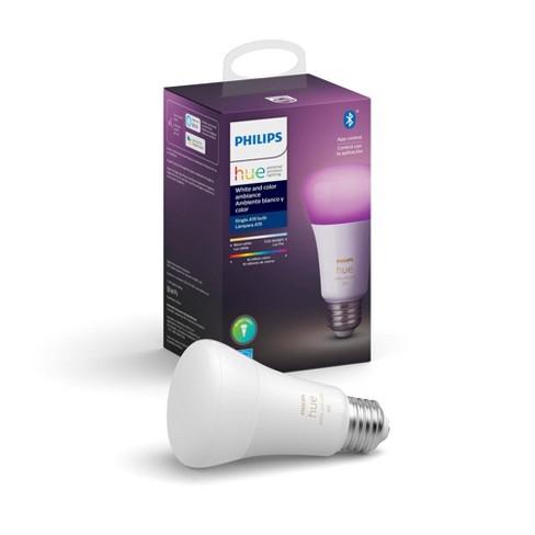 Philips Hue A19 60W Smart LED Bulb - image 1 of 4