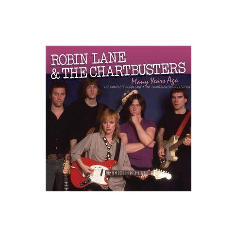 Robin  Lane &  The Chartbusters - Many Years Ago: The Complete Robin Lane & The Charbusters (CD) - image 1 of 1