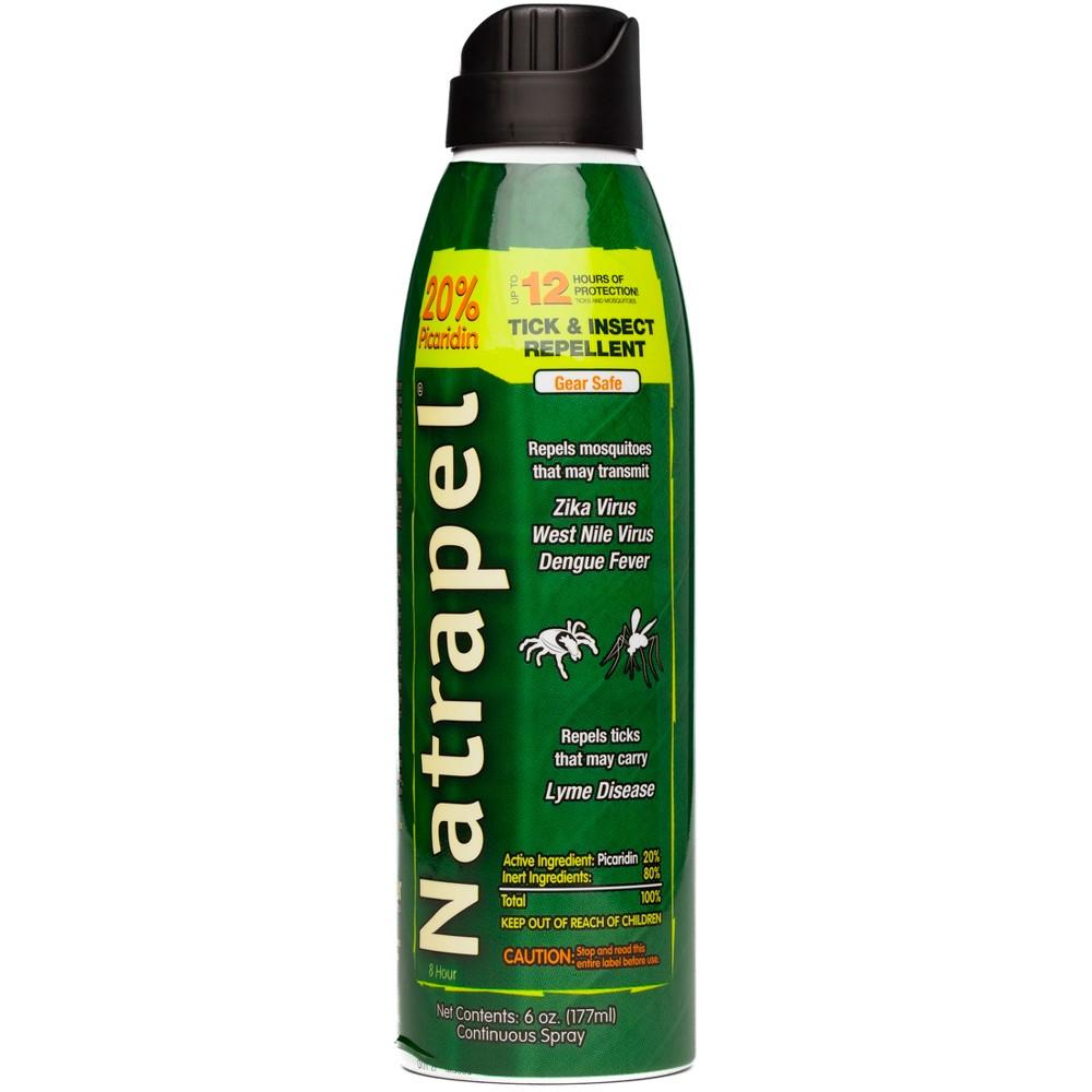 Image of Natrapel Aerosol Eco Spray 6oz