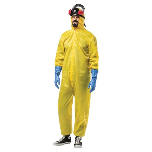 Adult Breaking Bad Toxic Suit - Costume One Size - image 1 of 2