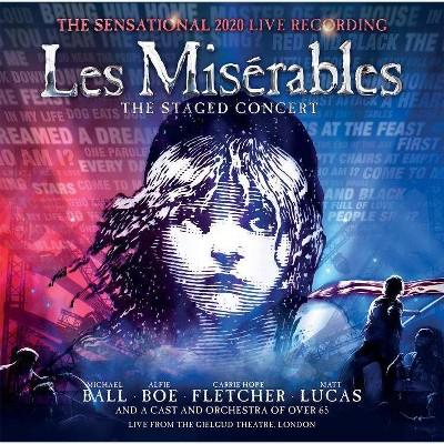 Shconbert Claude Mic - Les Miserables:Staged Concert(Sensational 2020 Live Recording) (CD)