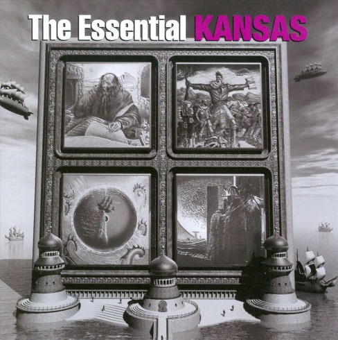 Kansas - Essential kansas (CD) - image 1 of 1