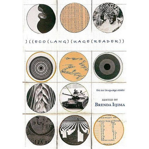 Eco Language Reader - by  Brenda Iijima (Paperback) - image 1 of 1