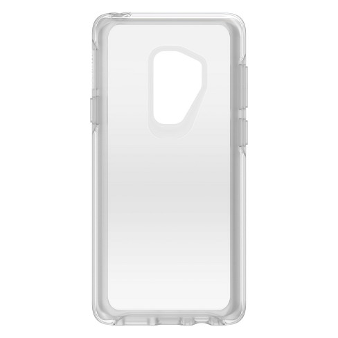 uk availability 5e14e 8787c OtterBox Samsung Galaxy S9 Plus Case Symmetry - Clear