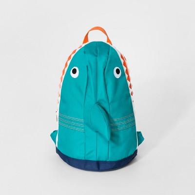 Boys' Shark Backpack - Cat & Jack™ Turquoise