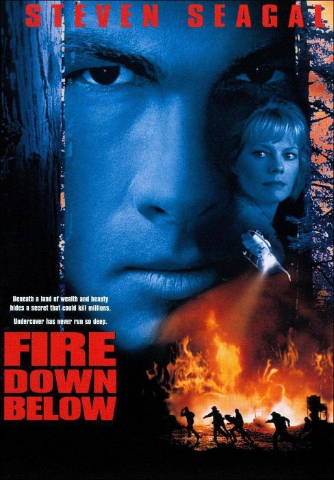Fire down below (DVD) - image 1 of 1
