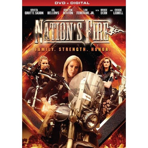 Nation's Fire (DVD) - image 1 of 1