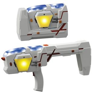Laser X Two Player Double Morph Laser Tag Gaming Set