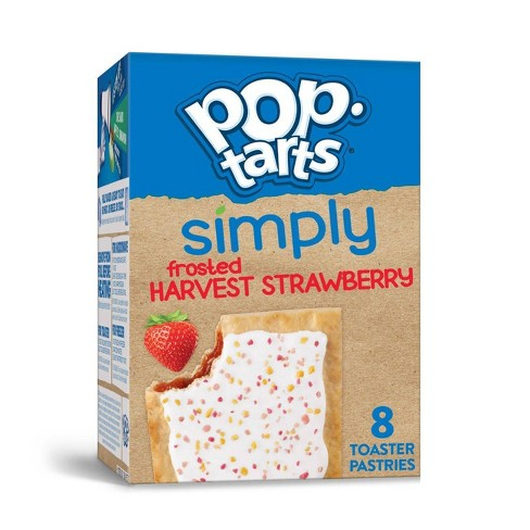 Pop-Tarts Frosted Harvest Strawberry Pastries - 8ct / 13.5oz - image 1 of 4