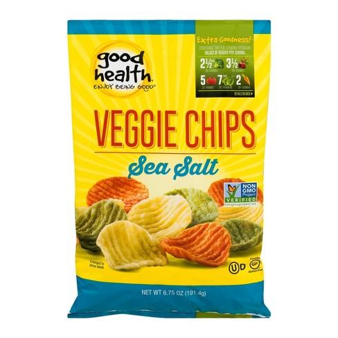Good Health Sea Salt Veggie Chips - 6.25oz - image 1 of 3