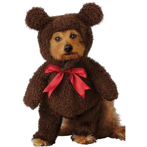 California Costumes Sweet Teddy Bear Pet Costume - image 1 of 1