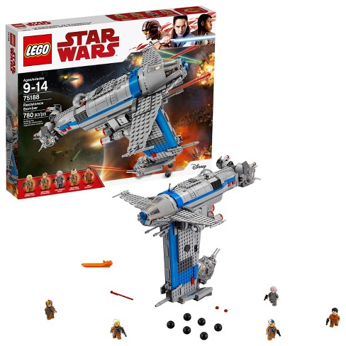 LEGO®  Star Wars™ The Last Jedi Resistance Bomber 75188 - image 1 of 17