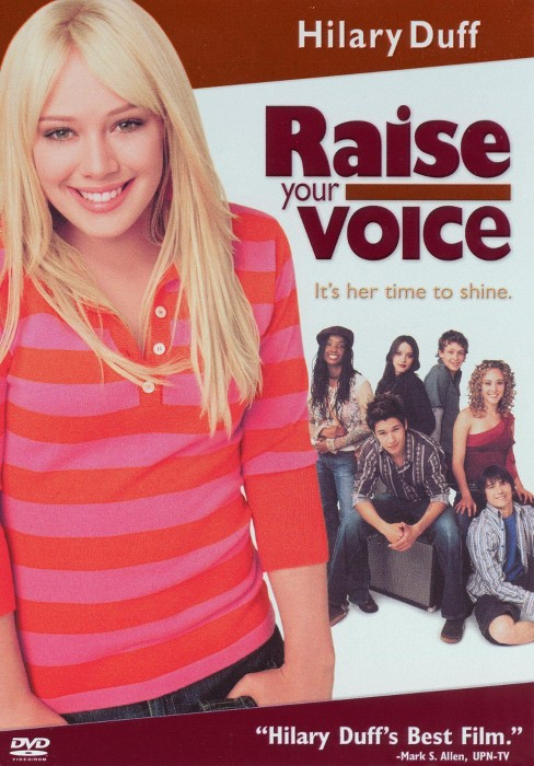 Raise your voice (DVD) - image 1 of 1