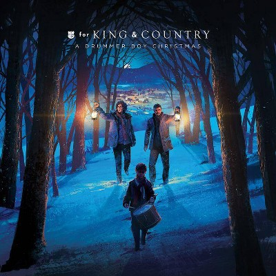 For King & Country - Drummer Boy Christmas (CD)