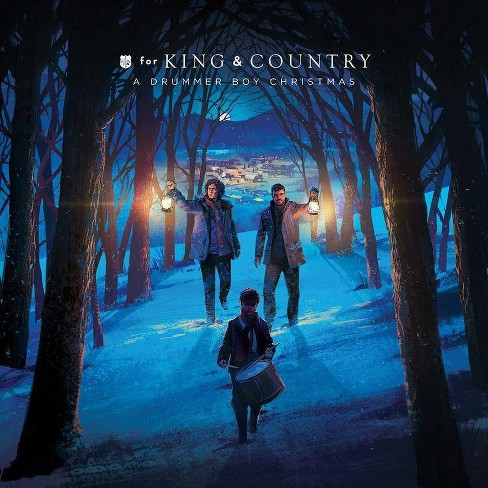 For King & Country - Drummer Boy Christmas (CD) - image 1 of 1