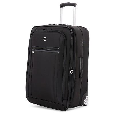 SwissGear Geneva 25  Wheeled Suitcase - Black