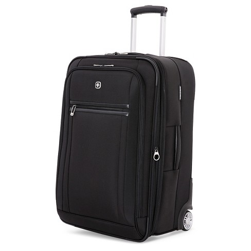 "SWISSGEAR Geneva 25"" Wheeled Suitcase - Black - image 1 of 4"