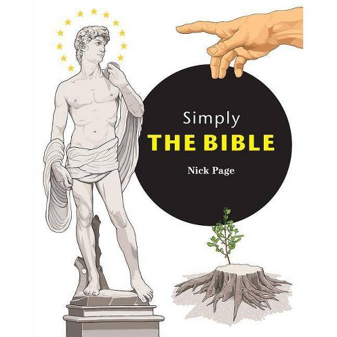Simply the Bible - by  Nick Page (Paperback) - image 1 of 1